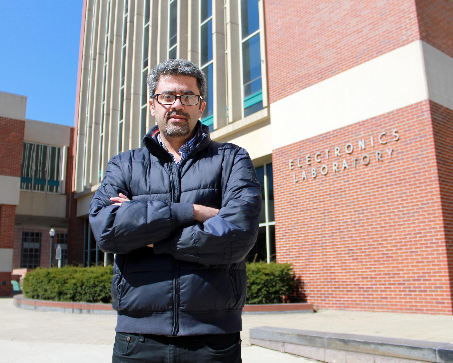 Hesham El Gamal Appointed Next Ece Chair Electrical And Computer 4 Year Plan Engineering Umd